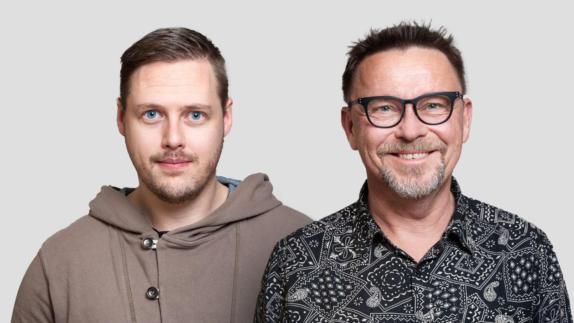 Jonas Lindell och Roger Strömberg förstärker teamet på Nordiska Brand
