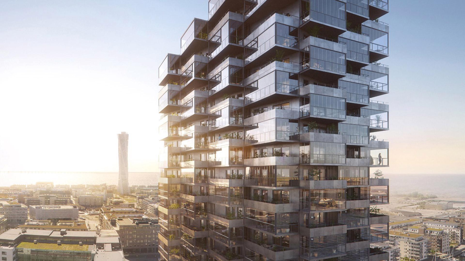 Läs mer om artikeln Nordiska Brand  projekterar Malmös nya landmärke