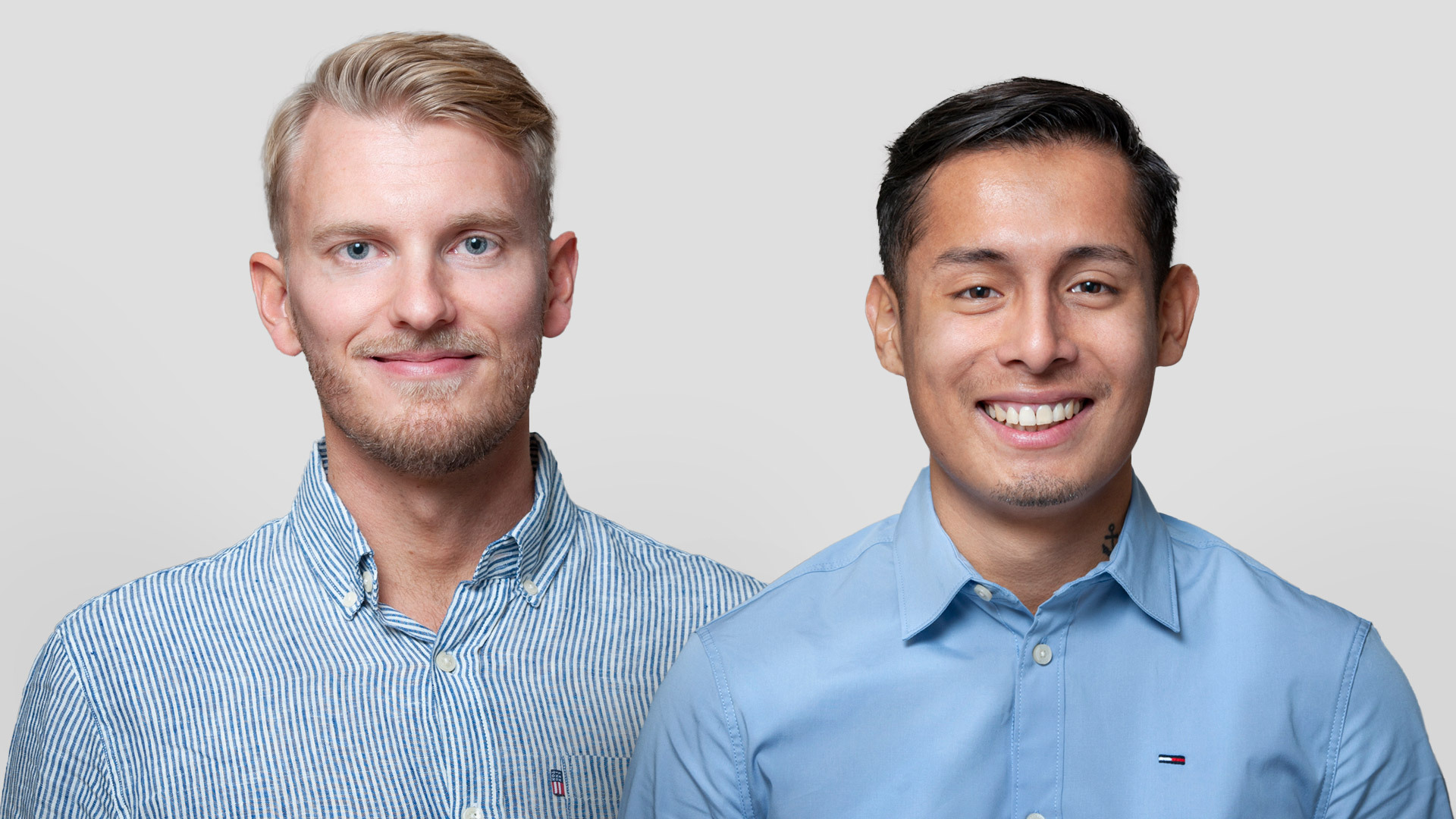 You are currently viewing Välkomna till Nordiska Brand – Rasmus och Manuel!